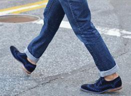 Закатанные джинсы 2012ъ
