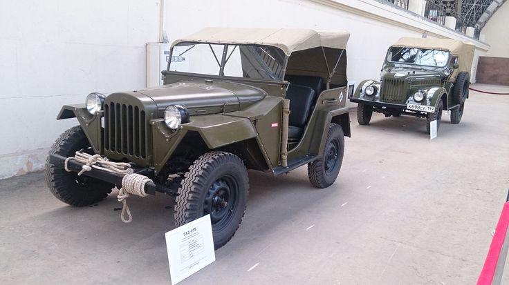 ГАЗ 74