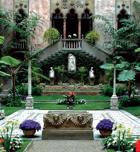 Isabella Stewart Gardner Museum in Boston, Massachusetts. ever since i can remember I've been dying to go there