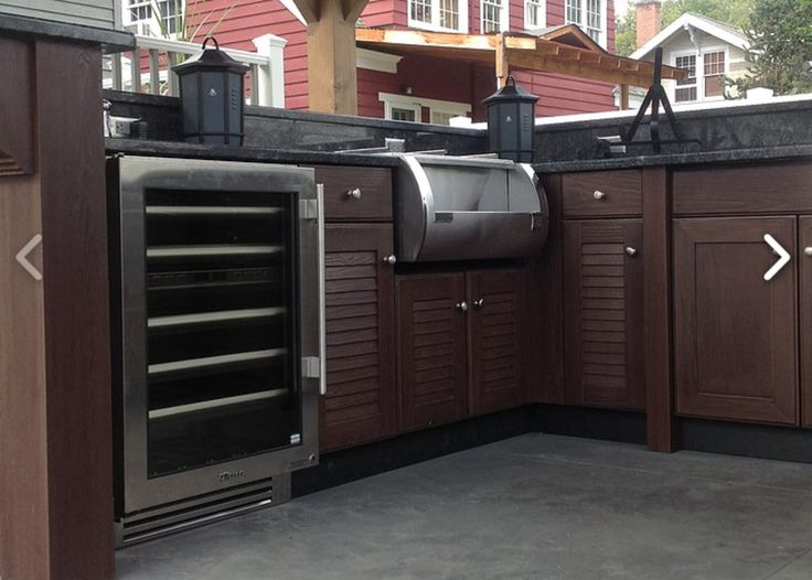 Naturekast® Has Revolutionized The Industry With 100% Waterproof Cabinetry.  The Latest In High
