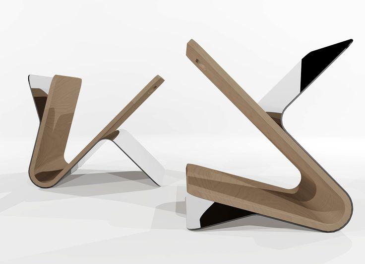 Progetti Formabilio: DOUBLE - designer Roberto Marucci - Take it easy