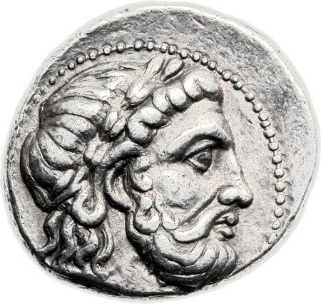 Seleucus I Nicator (305-281 BCE)   A leading officer of Alexander the Great's League of Corinth, took possession of Syria and became the founder of the Seleucid Empire (312-63 BCE)