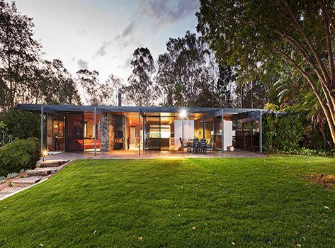 1000 images about mid century modern architecture on for Cost to build mid century modern home