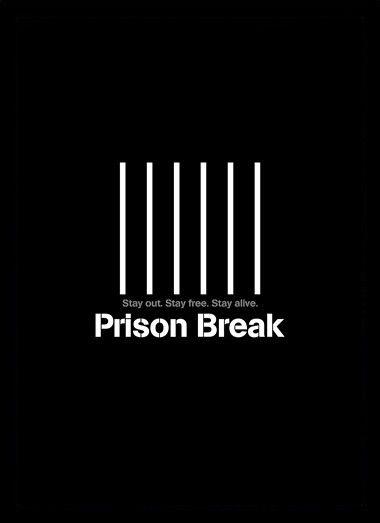 Quadro Poster Series Prison Break 4 - Decor10