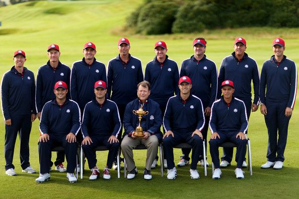 Ryder Cup Photo Call - tons of photos from the 2014 Ryder Cup at Gleneagles
