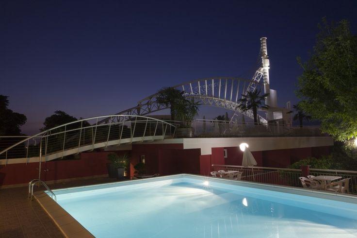 Abbiamo lasciato l'impronta dello #StudioRuggeroPulga anche all'Hotel Du Parc di Gabicce Mare (PU). http://ruggeropulga.it/hotel_du_parc.php