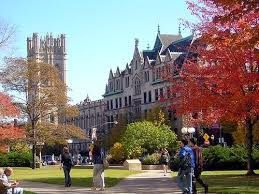 University of Chicago is a Private research University in Chicago. The foundation of the university was put by the American Baptist Education Society and was initially started with the donation by oil magnate and John D.