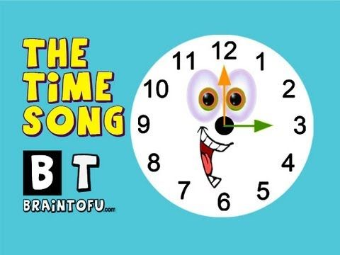 What's the Time - learning to tell time