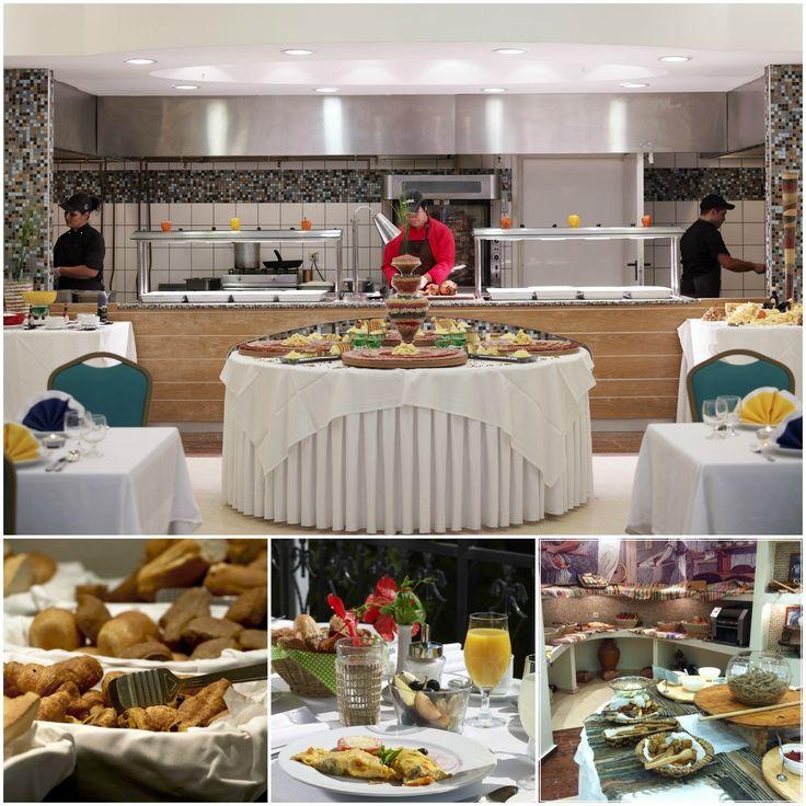#Breakfast at Esperia Group Hotels!