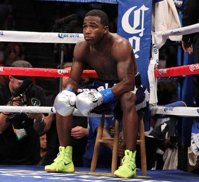 WHAT IF: Terence Crawford Fought Adrien Broner?