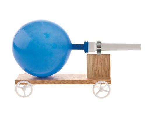 kit Veicolo a propulsione a reazione, 1 pezzo