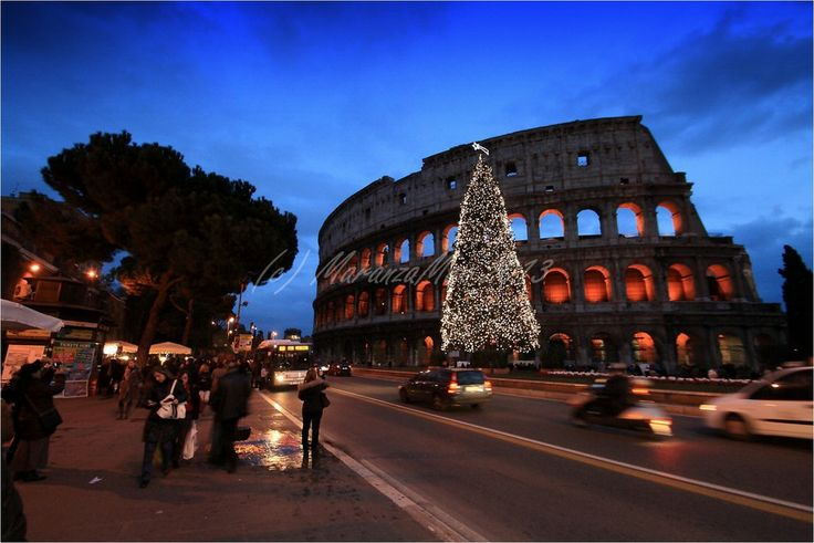 Natale a Roma by Maranza Max on 500px