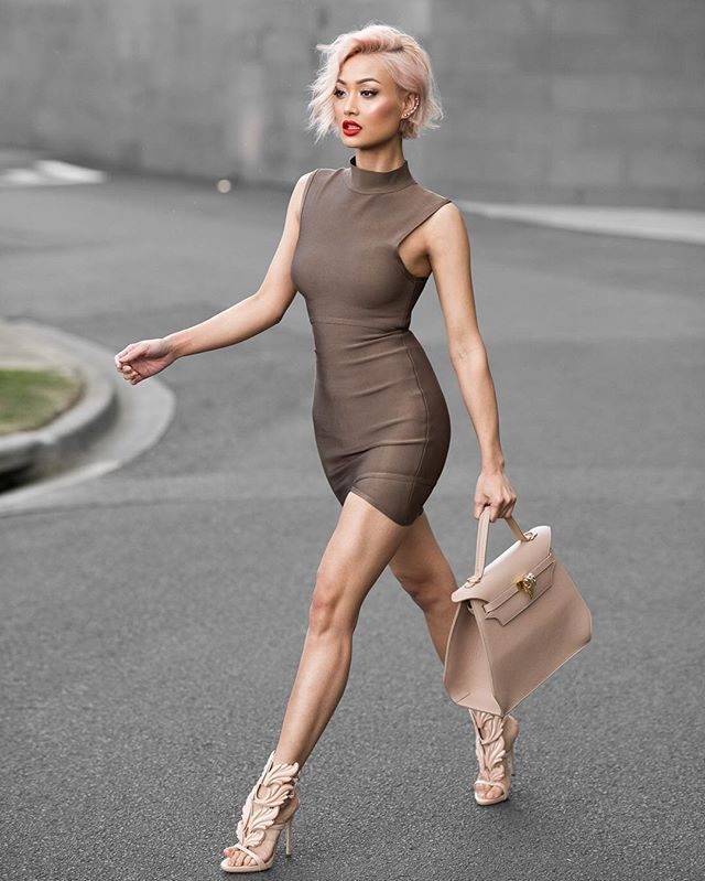 Walk this way  @mistressrocks dress // @giuseppezanottidesign heels