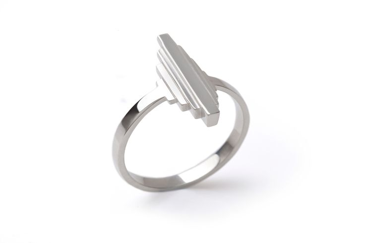 Antumbra Ring Silver