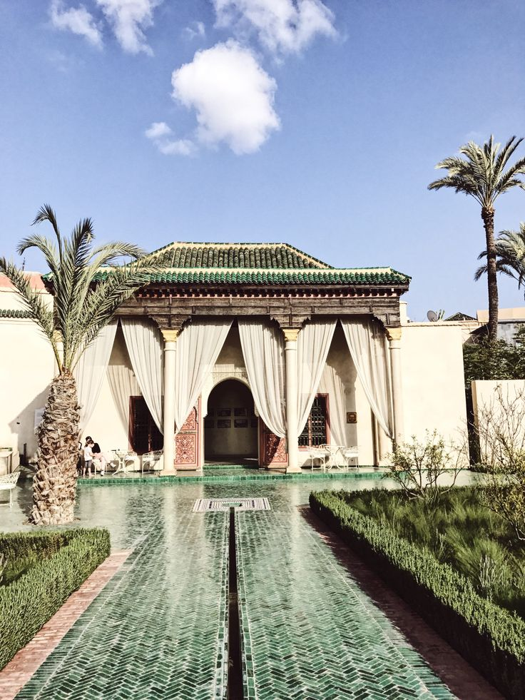 Le Jardin Secret in Marrakech