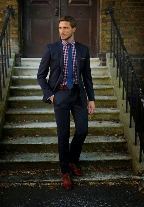 Macho Moda - Blog de Moda Masculina: Dicas para usar Xadrez Masculino na Primavera/ Verão!