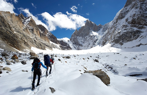Things to Do in Kashmir: Mountaineering in Kashmir