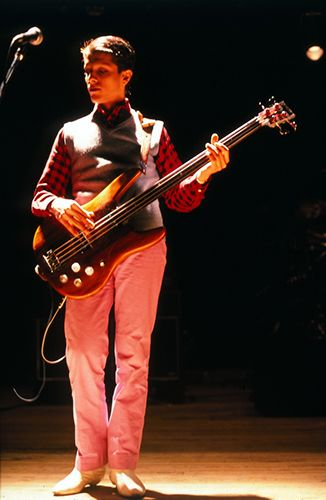Mick Karn - Unsung legend; He played with such vibrance, smoothness creating a-tonal accentuation unlike any other musician. Best bassist of New Wave music.