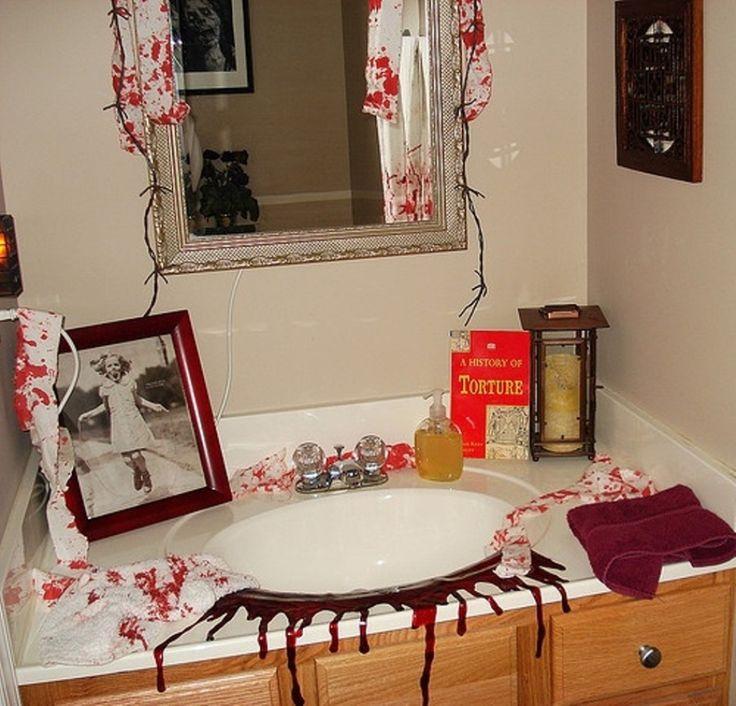 halloween bathroom decor. Complete List of Halloween Decorations Ideas In Your Home Best 25  bathroom decorations ideas on Pinterest