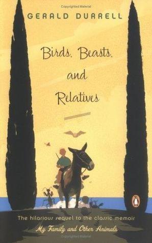 Birds, Beasts, and Relatives - Gerald Durrell  https://youtu.be/vNwtWwMzsOg