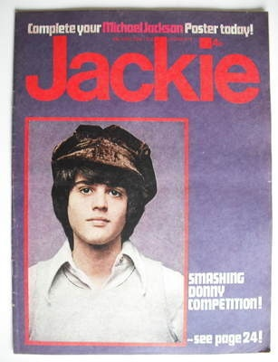 the jackie magazine.. used to love it