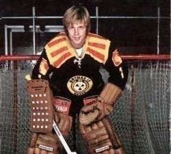 William Lofqvist, a goalkeeper for Sweden at several international ice hockey events, has died aged 69 ©Brynäs IF