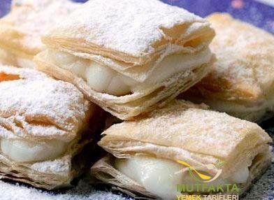 Milföyden Laz Böreği Tarifi   Mutfakta Yemek Tarifleri