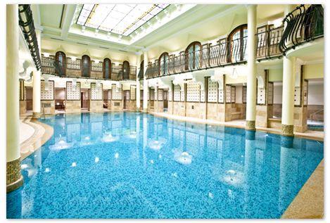 Napideal! - Merüljetek el az élvezetekben a város szívében! Napi belépő az ötcsillagos Corinthia Hotel Budapest wellness részlegébe, a Royal...