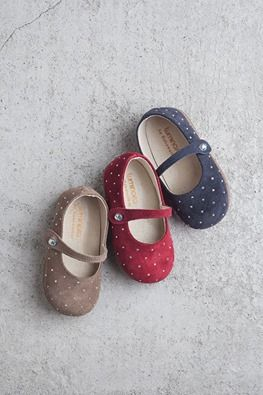 luxury SwarovskiBalarinas by BABYWALKER