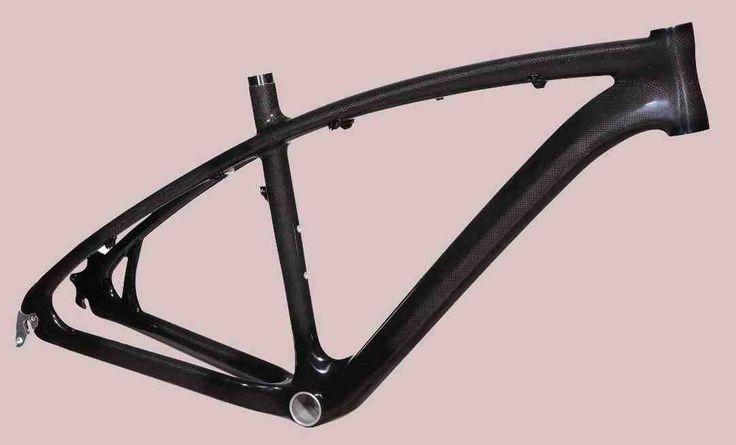 Carbon Mountain Bike Frame