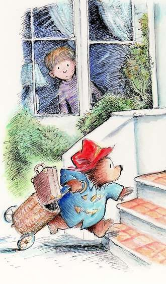 Paddington Bear - R. W. ALLEY