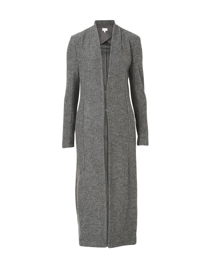 Longline Coat. Gotta keep my Mum warm this winter.
