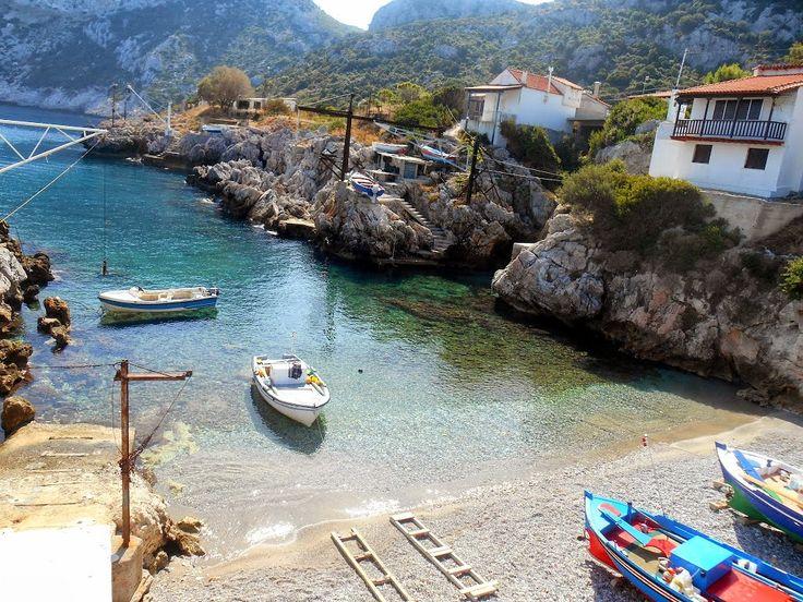 ΤΑΡΣΑΝΑΣ ΚΥΜΗ (In Euboea, Greece)