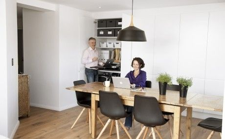 Living with Less – Apartment Makeover with Howard's Storage World http://www.bdcolourdesign.net.au/design-writing/