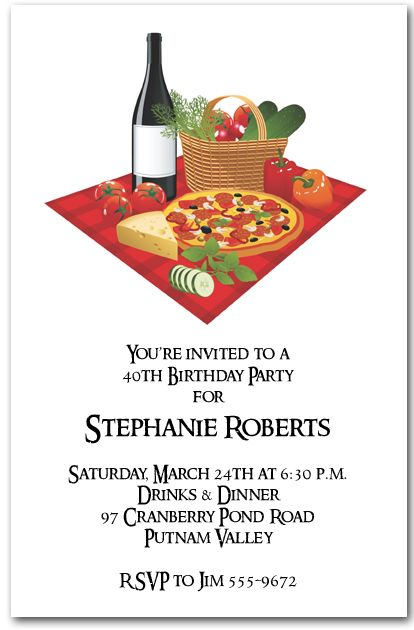 Pizza and wine invitation italian invitations party ideas pizza and wine invitation italian invitations party ideas pinterest pizzas wine and italian theme parties stopboris Image collections