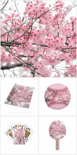 Spring Hanami Festival, NEW PRODUCTS added. Celebrate Hanami in style
