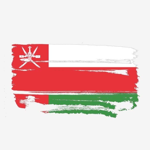 العلم عمان شفافة مع فرشاة الطلاء بالألوان المائية سلطنة عمان العلم عمان ناقل علم عمان Png وملف Psd للتحميل مجانا Flag Vector Celebration Background Geometric Background