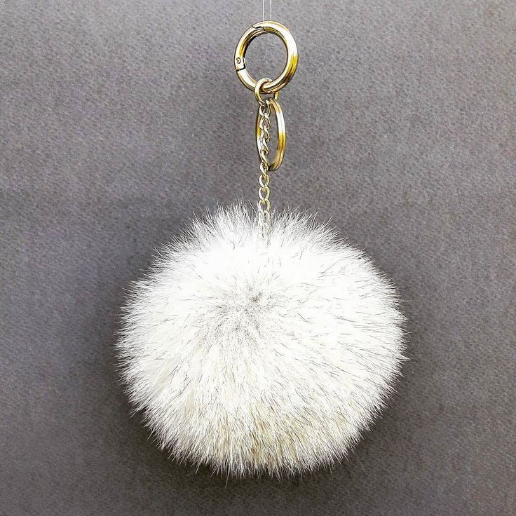 If you like to buy one of our products please visit our etsy shop (link in bio) #real #fur #pompom #keychain #etsy #gold #grey #silver #chain #black #gray #new #color #collection #style #fashion #moda #magazine #summer  #clothing #women #accessories #sky #instagold #instagramers #instadaily