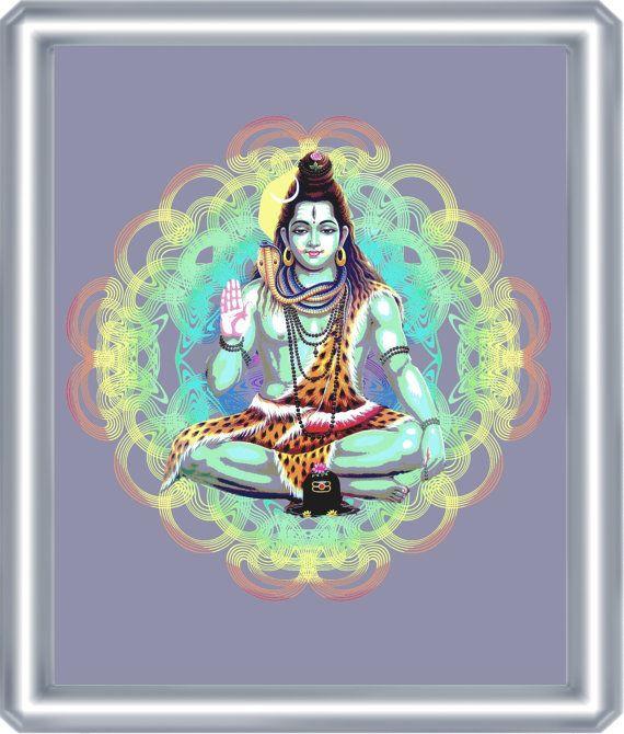 Hindu Poster Art: 25+ Best Ideas About Shiva Hindu On Pinterest