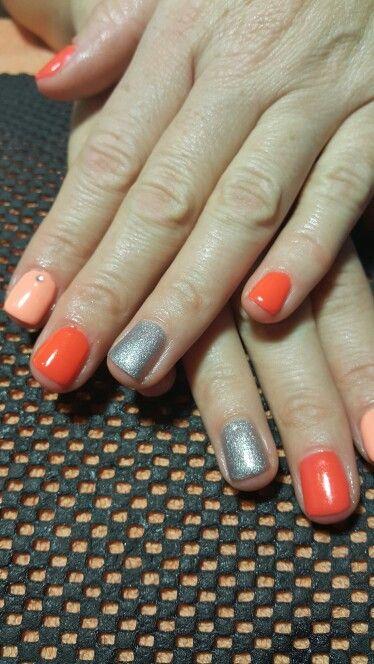 Summer colours gel
