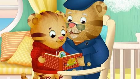 Daniel Tiger's Neighborhood - When You Feel So Mad That You Want to Roar Song (Katerina) (1:23) (3rd set of songs) Will have to click on Music and search for this song. It defaults to the full length videos.