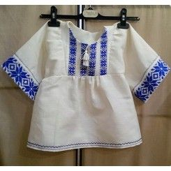 Traditional Baby Girl Blouse