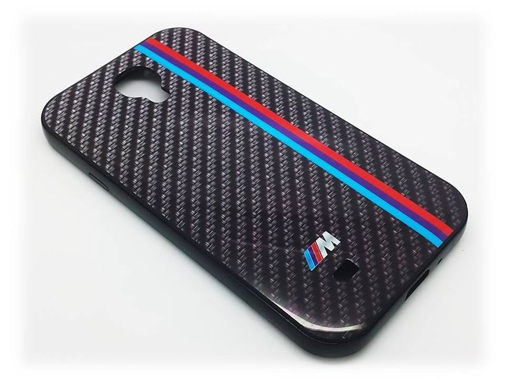 Galaxy S4 BMW M kolfiber skal