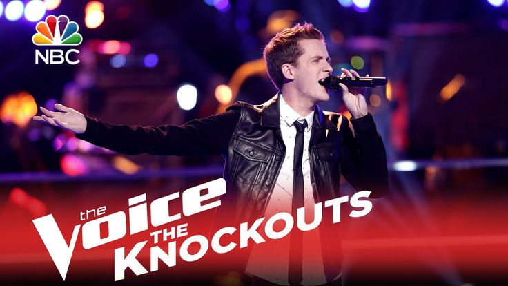 """The Voice 2015 Knockout - Evan McKeel: """"Dare You to Move"""""""