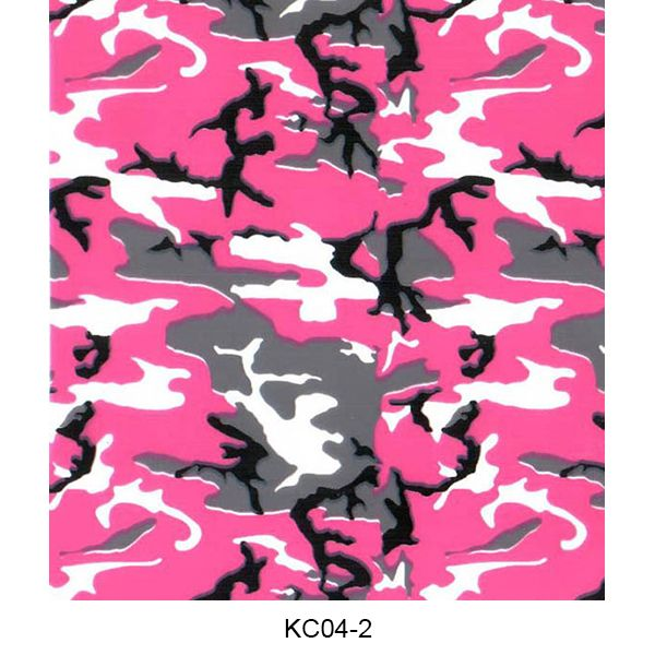 Hydro dipping film camouflage pattern KC04-2