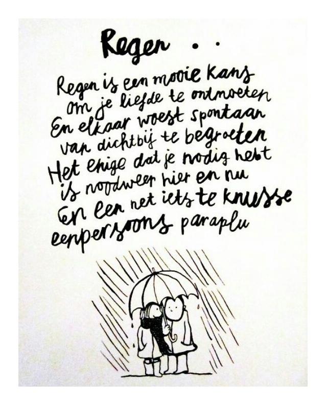 Regen ❥