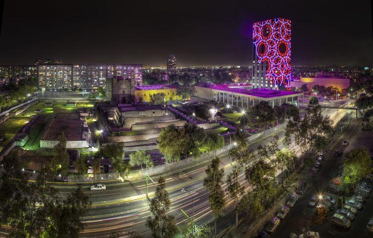 Recorriendo Tlatelolco: Los espacios más asombrosos del barrio