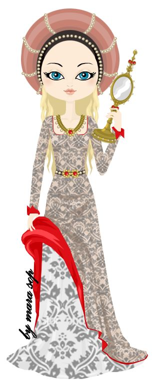 Lady and the Unicorn - Vision by marasop.deviantart.com on @DeviantArt