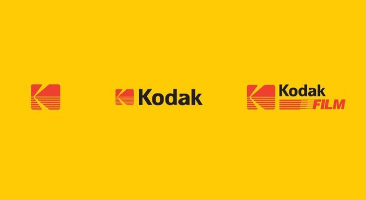 Responsive Kodak logo