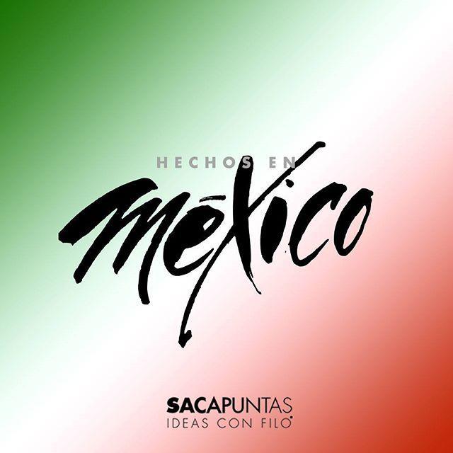 Somos una empresa orgullosamente mexicana. Celebremos lo hecho en México.  www.sacapuntas.mx  #sacapuntas #ideasconfilo #publicidad #ads #bloggers #blogtips #blog #contentstrategy #digitalmarketing #infographic #infographics #marketingdigital #marketing #mkt #personalbrand #sacapuntasideasconfilo #visualcontent #wordpress #writers #vivamexico #hechosenmexico #independencia #tricolor #agenciamexicana